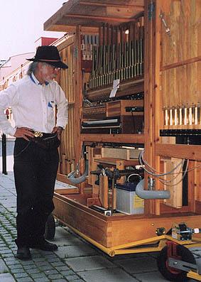 JoLi Street Organ w MIDI